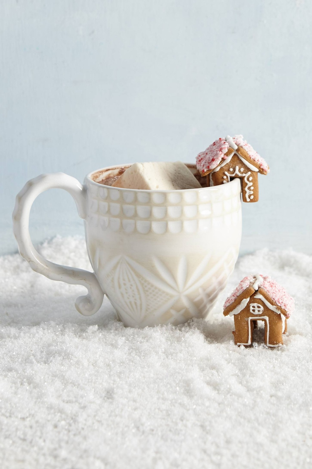 Love these adorable Home Sweet Home Mug Cookie Toppers