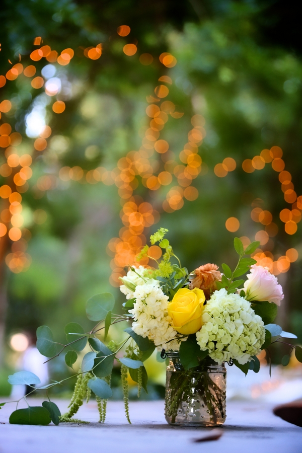 Botanical Garden Wedding Flower Details / photo by sun-dance photography