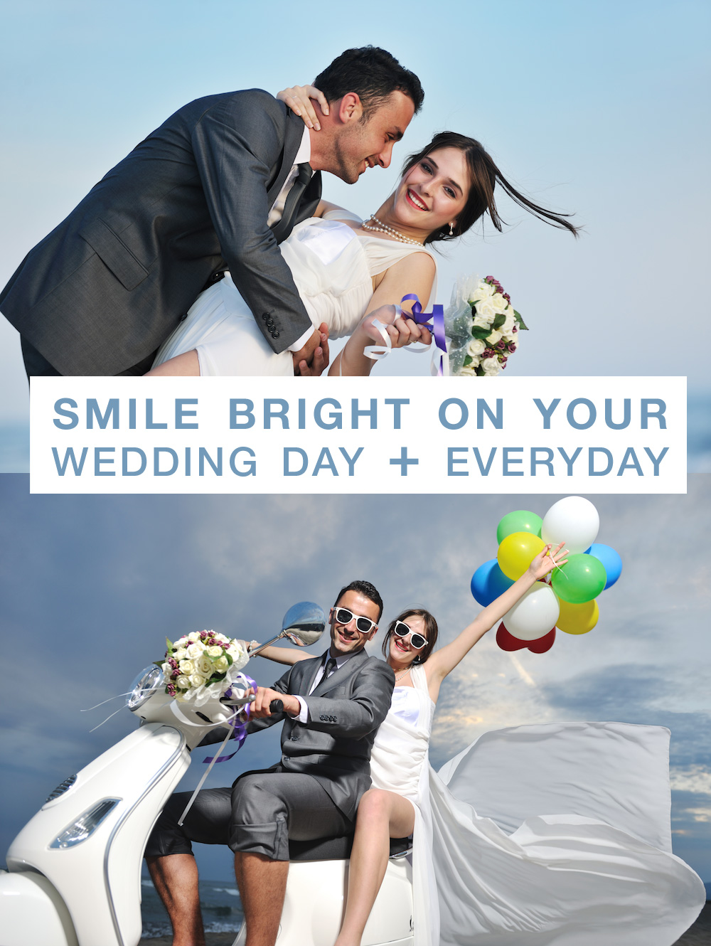 Smile Bright on Your Wedding Day and Everyday with Philips Zoom