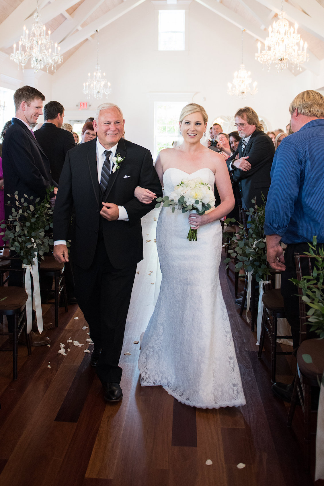 An Elegant Summer Wedding in Florida / Séverine Photography