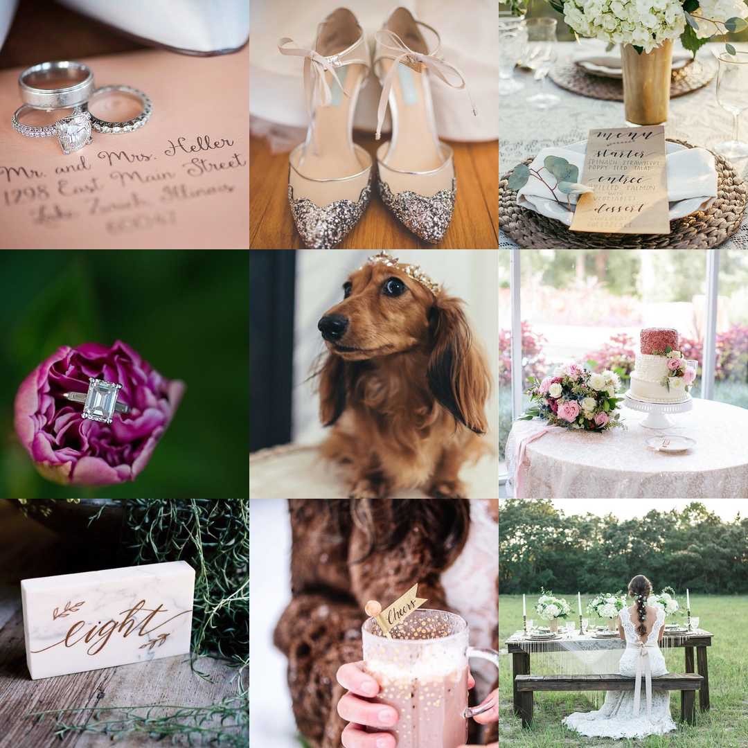 Click to see how the Best of Creative Weddings in 2016 gives insight into Wedding Trends for 2017 / from Brenda's Wedding Blog www.brendasweddingblog.com