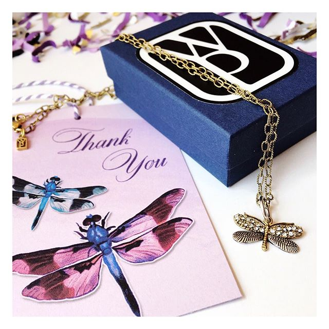 "NEW BLOG POST: Dragonfly Gift Ideas with @waxingpoetic and Free Gift Tags (created by me for you) is on the blog right now. When you click my profile link you'll be able to read a sweet story on why dragonflies are so special to me. And, you get to see even more photos of this stunning ""Natural Beauties Dragonfly Necklace"" that's made from recycled silver and precious metals. PS: the confetti that you see in this photo is from my shop @festivefetti - http://www.brendasweddingblog.com/blogs/dragonfly-gift-ideas-free-gift-tags - - - - - #weddingtrend #pantone2018 #pantonecoloroftheyear #weddingtrends #gifttags #dragonflys #dragonfliesofinstagram #dragonflylove #freeprintable #printables #huffpostlifestyle #festivefetti #dshappy #designisinthedetails #ohwowyes #engagedtothedetails #weddingaccessories #weddingblog #creativemama #treasuringlittlememories #sobestfriendsforfrosting #bridesmaidsgifts #creativebiz #waxingpoetic #makeyousmilestyle #thatcolorproject #brendasweddingblog #colorgram"