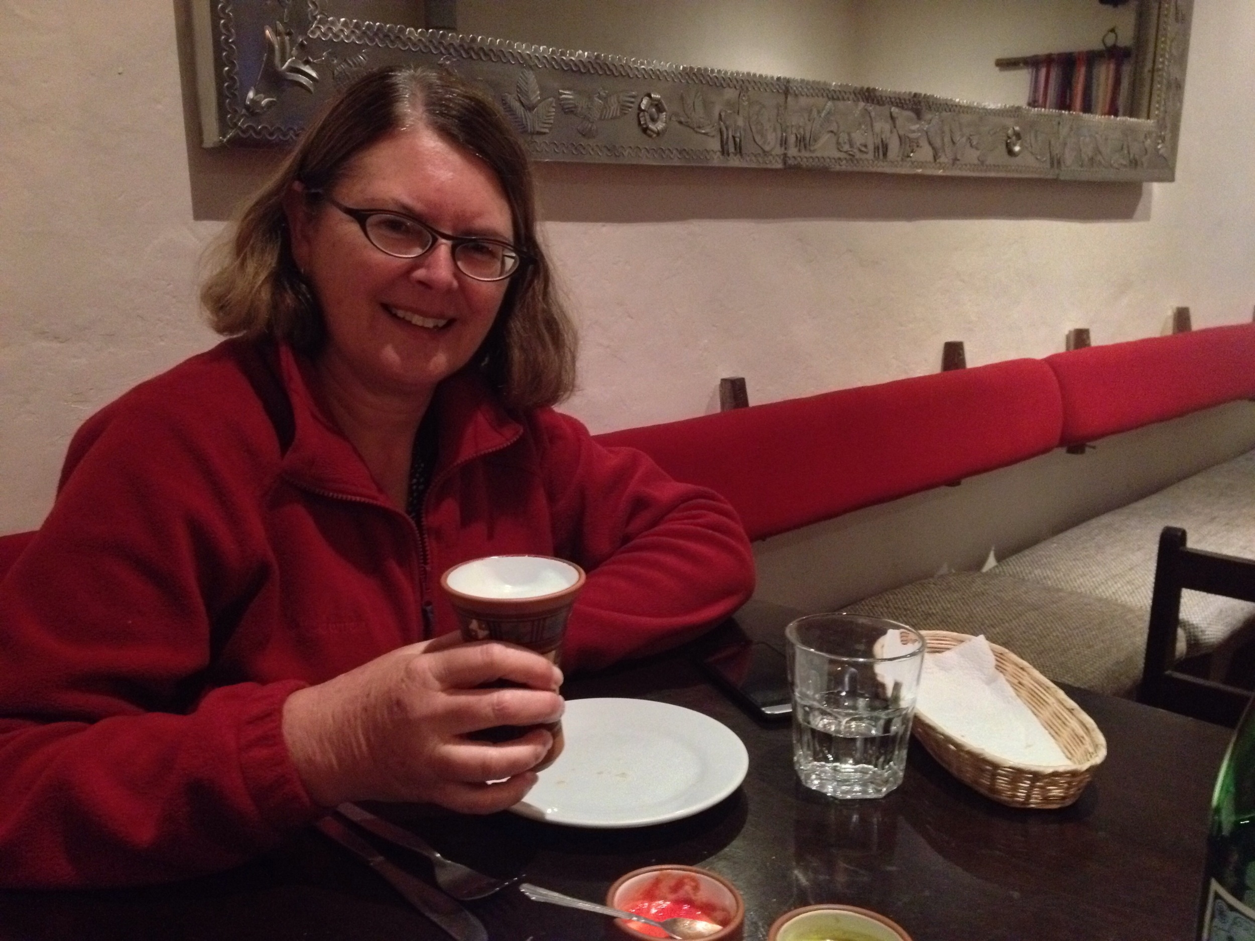 The Pisco Sour is a popular drink
