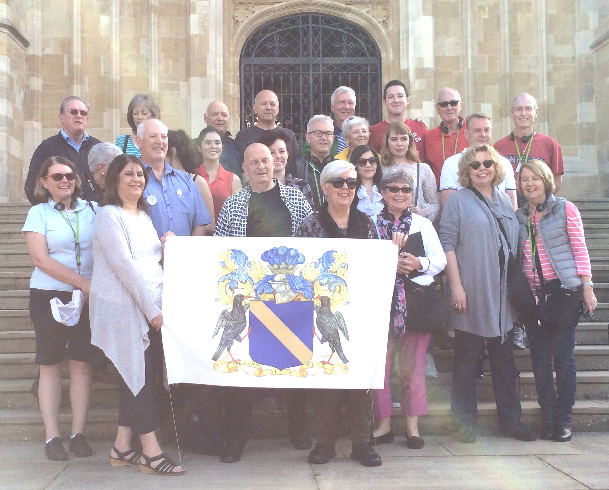Scroopes at St Georges Chapel - Windsor Castle