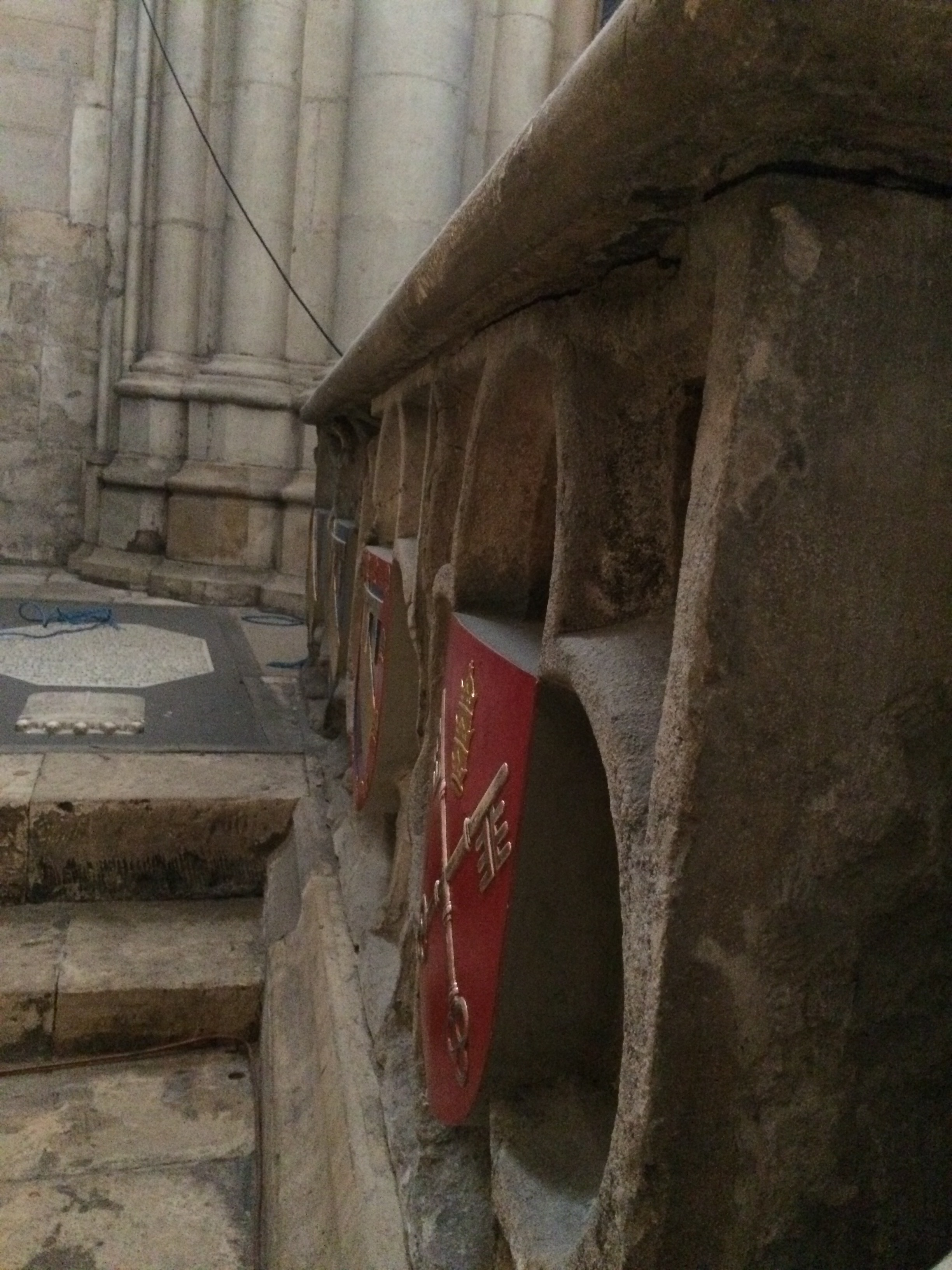 Tomb of Archbishop Scrope - Yorkmister Cathedral