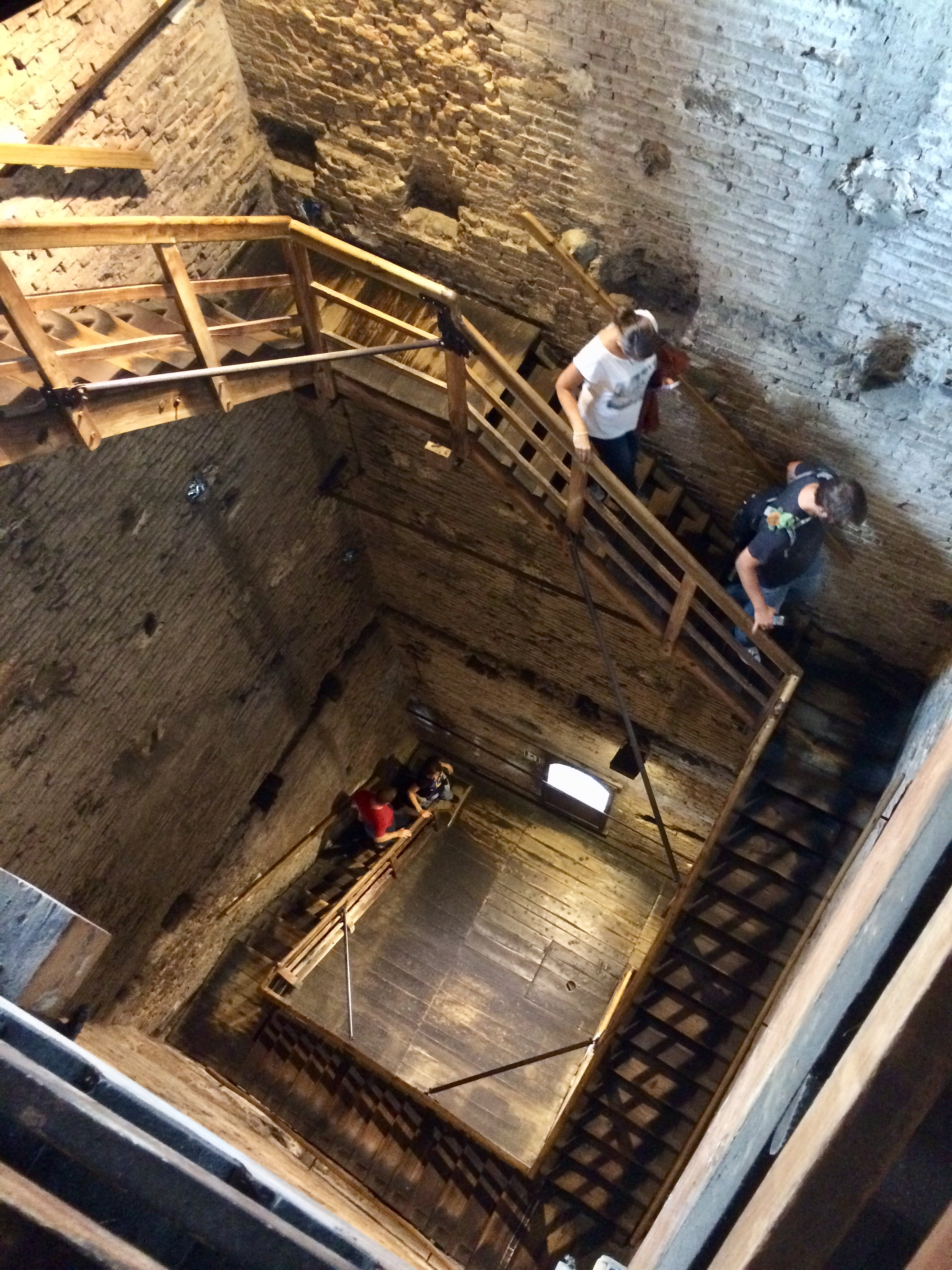 498 stairs to the top
