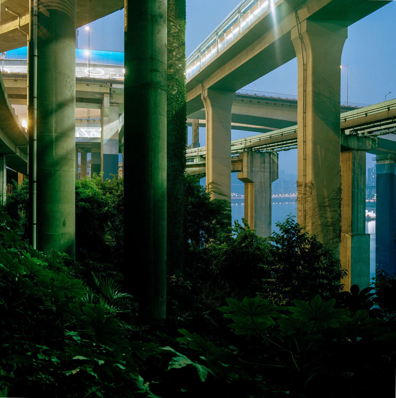 chongqing | underground nature