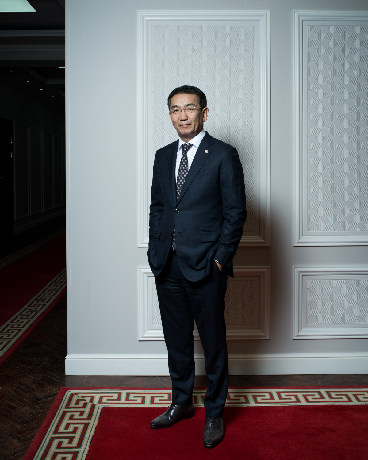 Foreign Minister of Mongolia