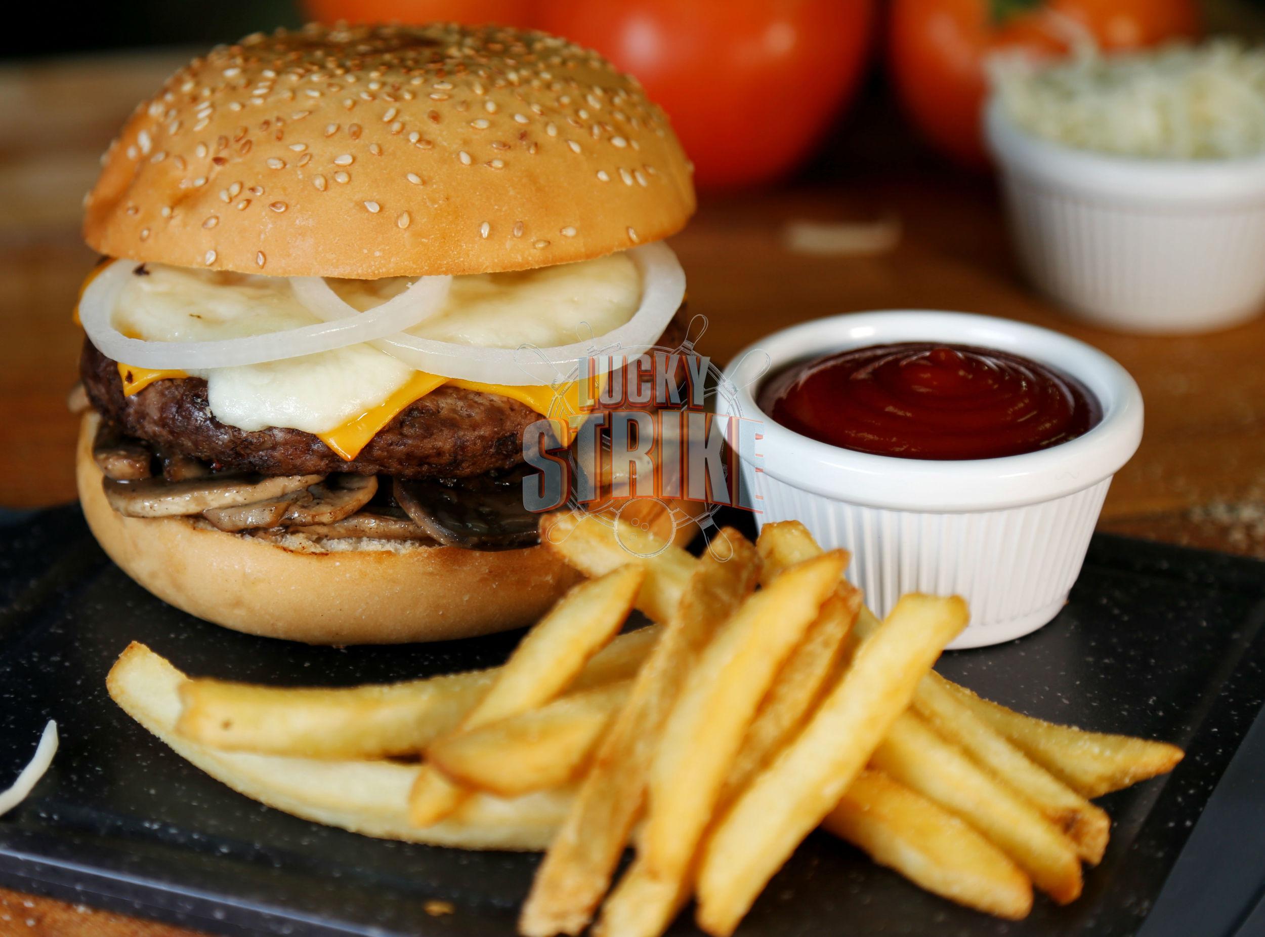 Mushroom double cheese burger.jpg