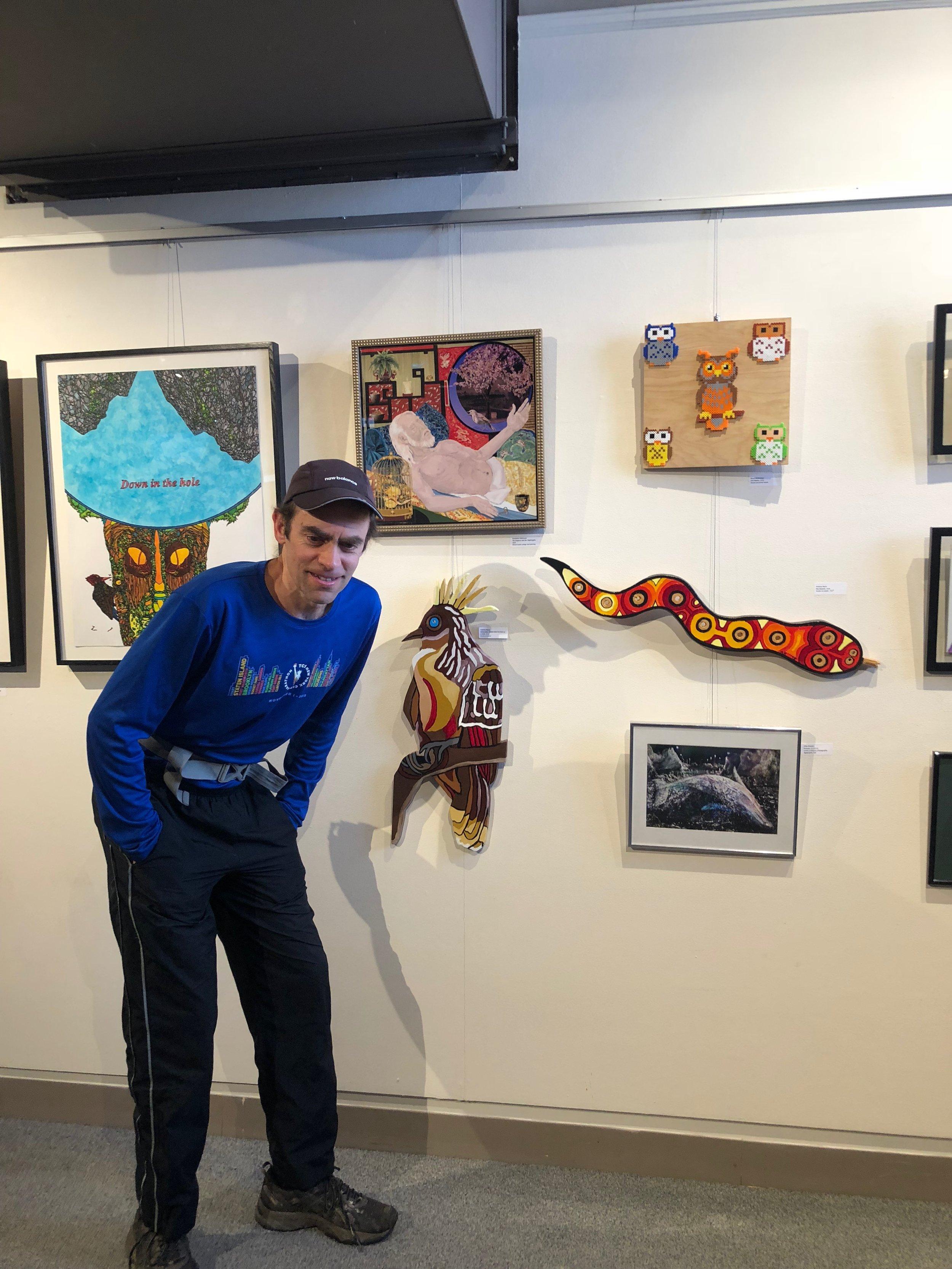 Andrew Novis & Animal Sculptures