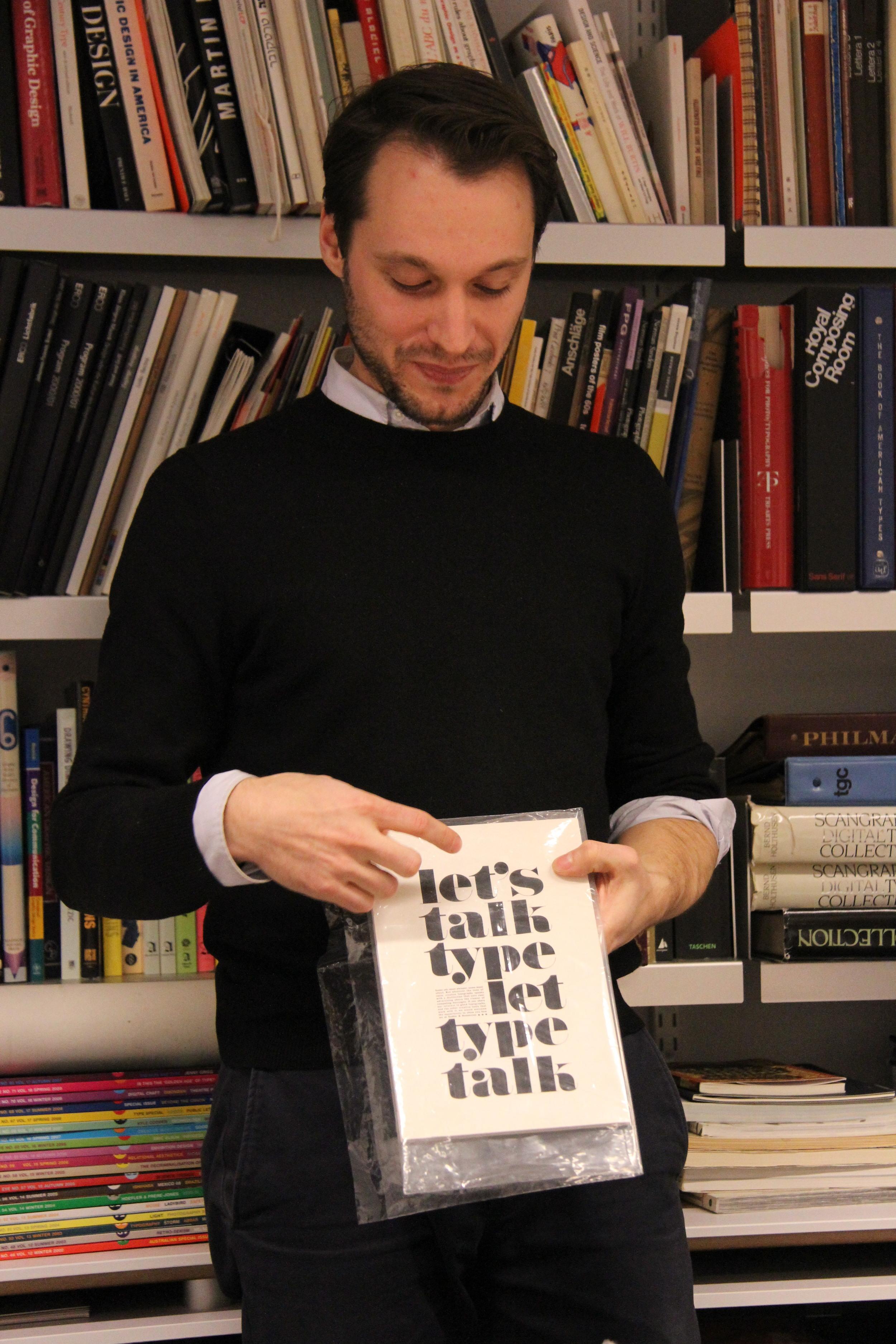 Alexander Tochilovsky, au Lubalin Center