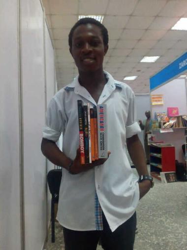 Photo of Samuel Olatunji