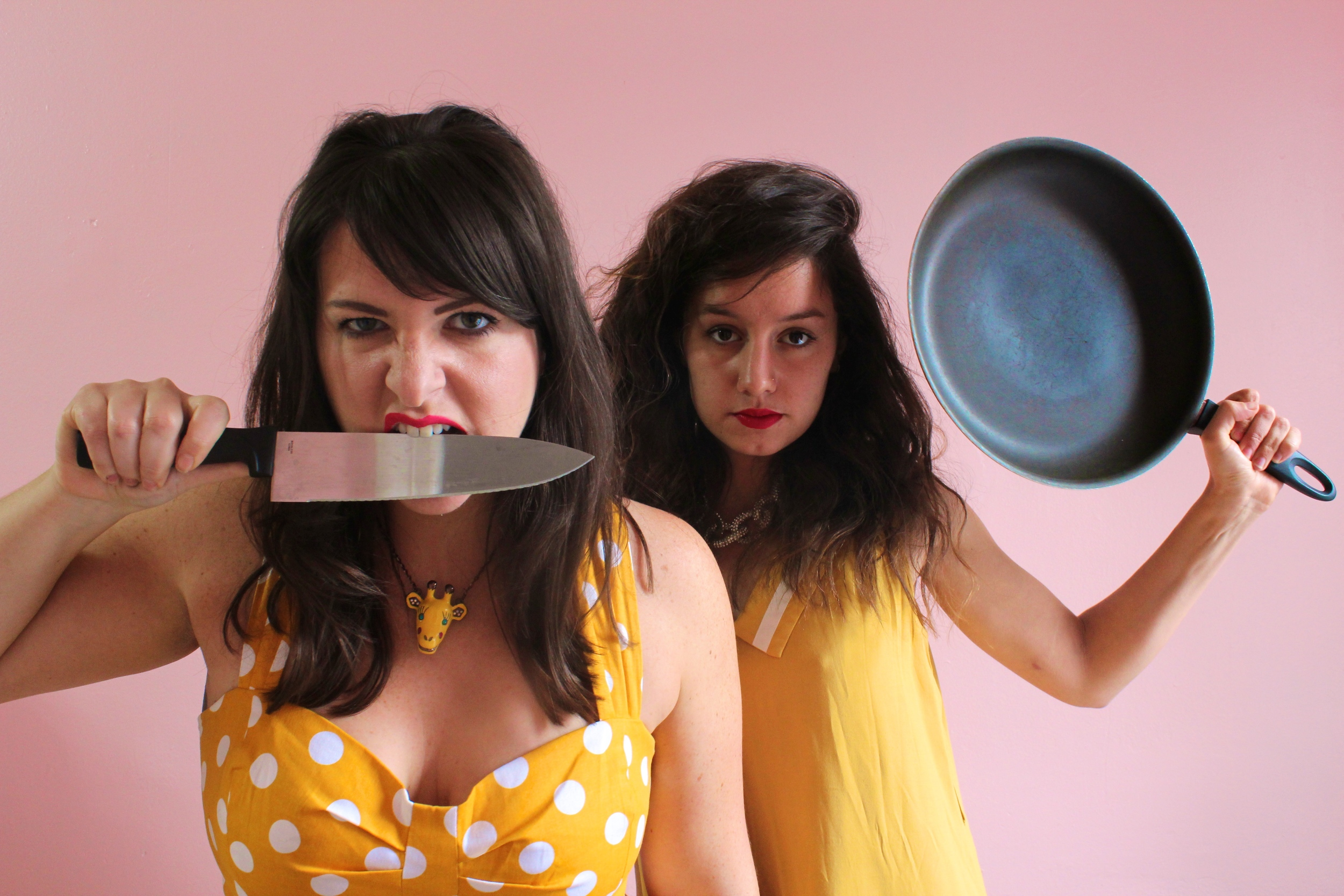 Photo of Megan Falley & Olivia Gatwood: Speak Like a Girl