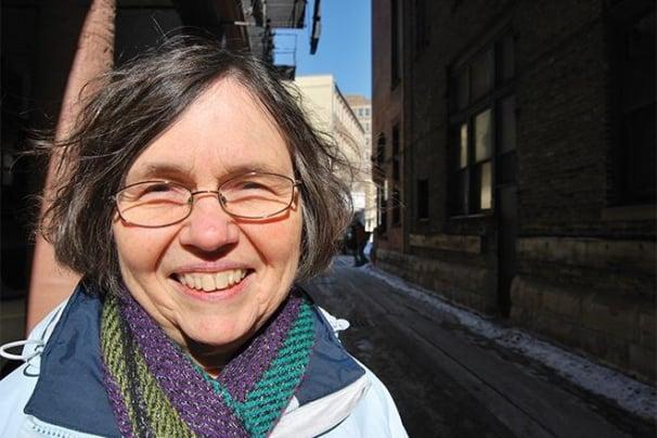 Photo of Margaret Rozga