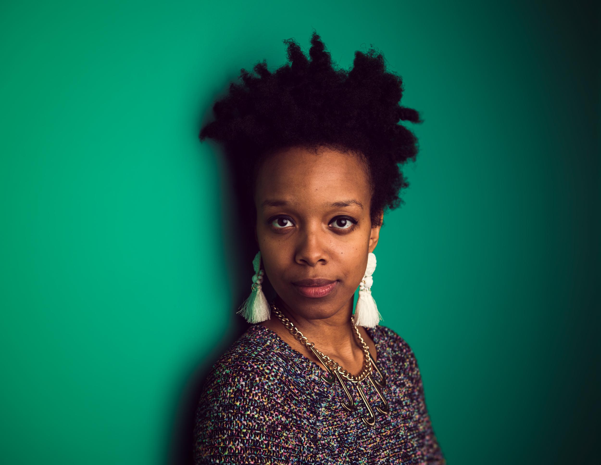 Photo of Jamila Woods