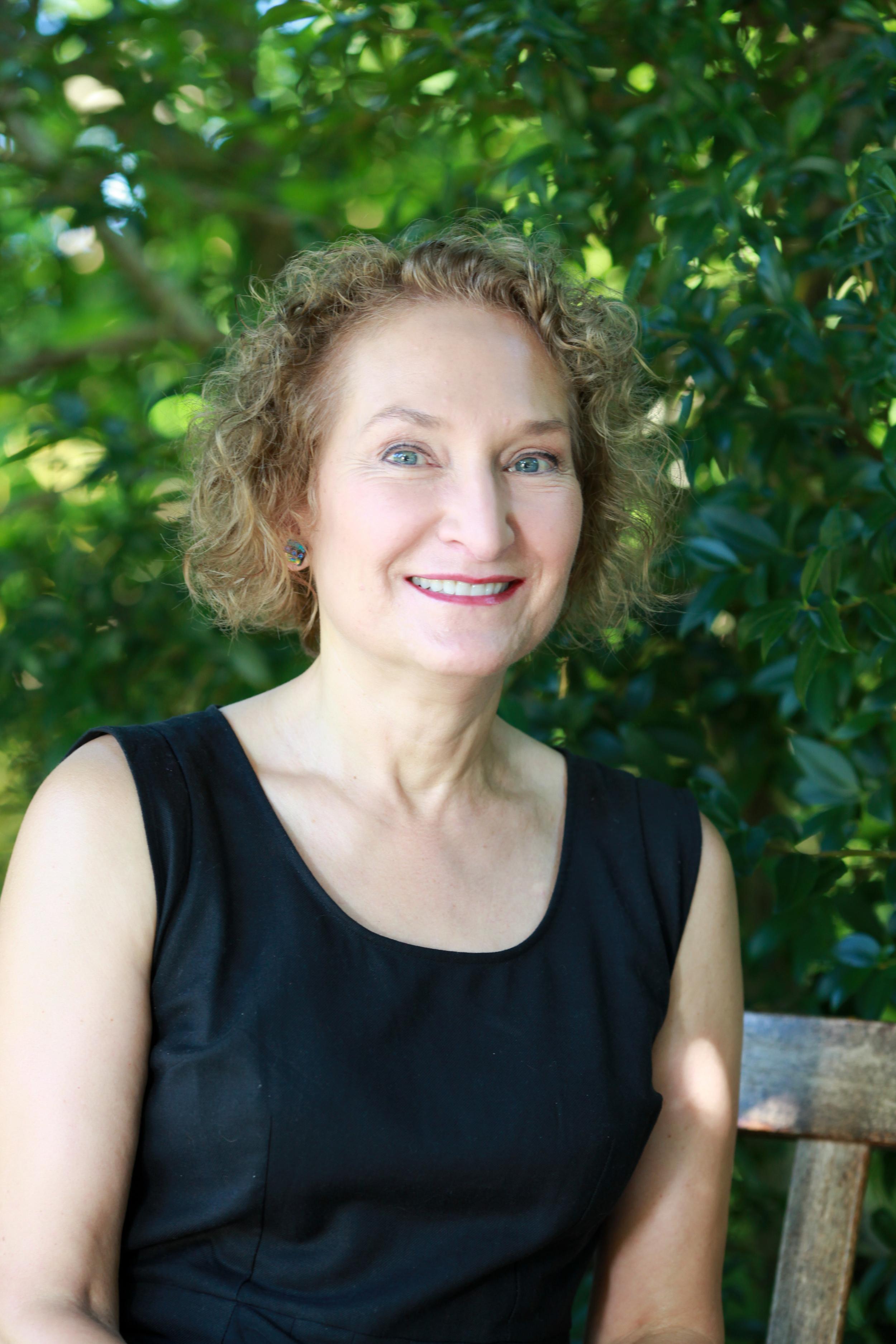 Author photo of Sherry Rind