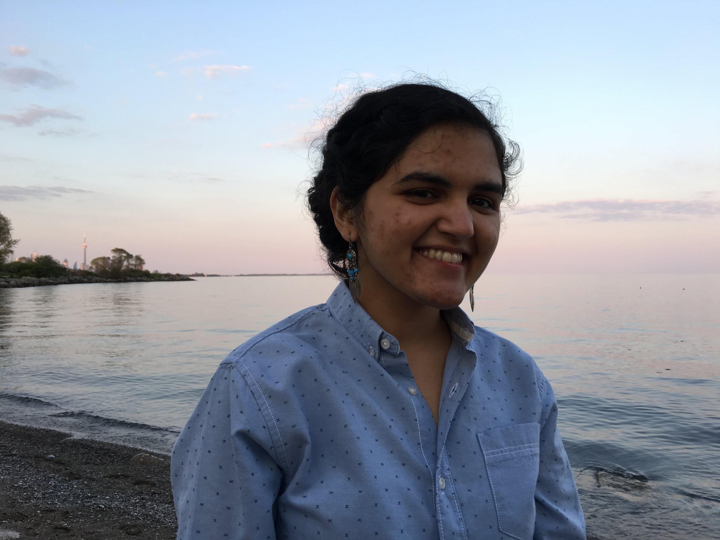Photo of  Sanjana Bijlani  by Sunil Bijlani.