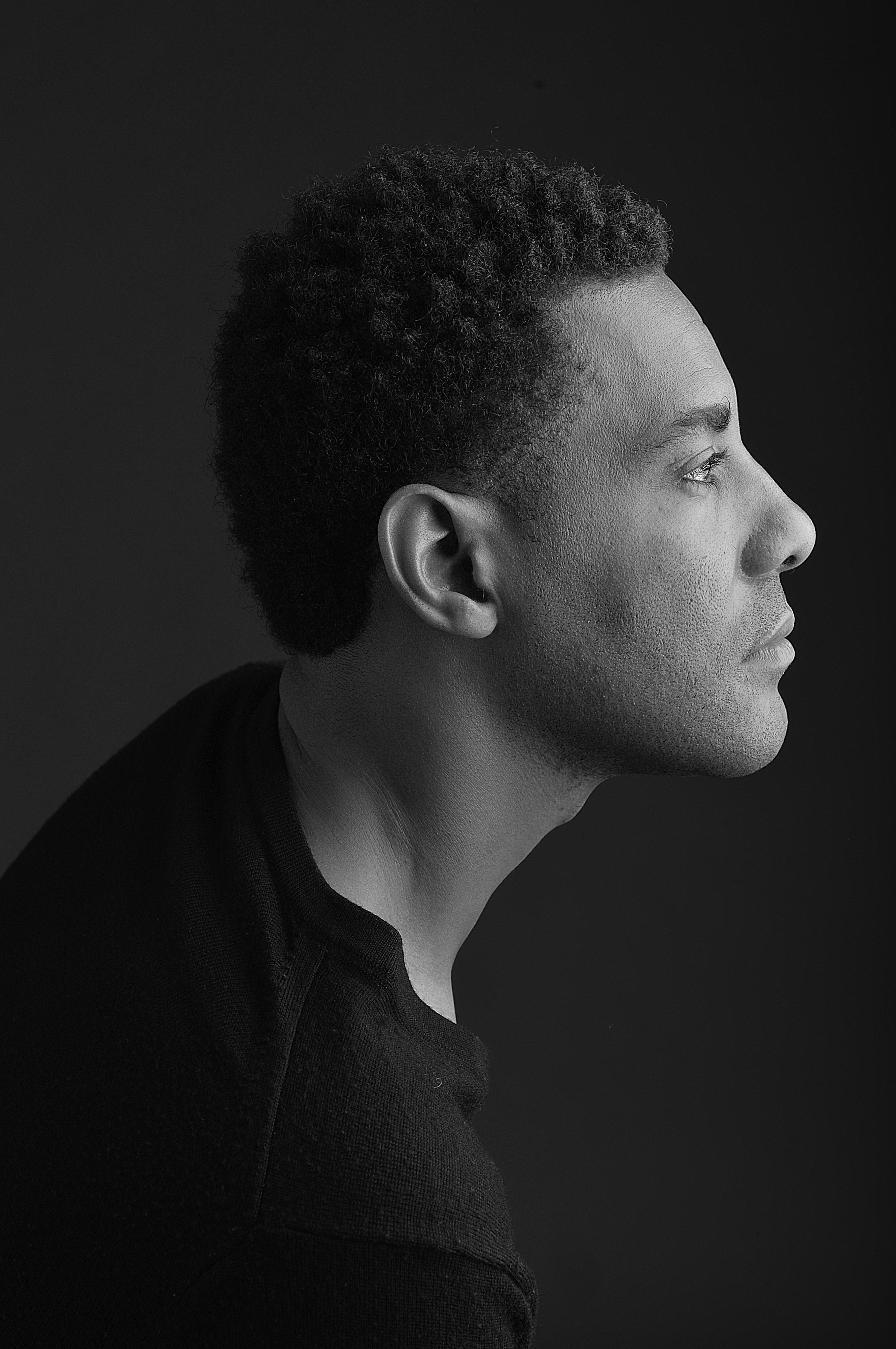 Photo of L. Lamar Wilson by Tyrus Ortega Gaines