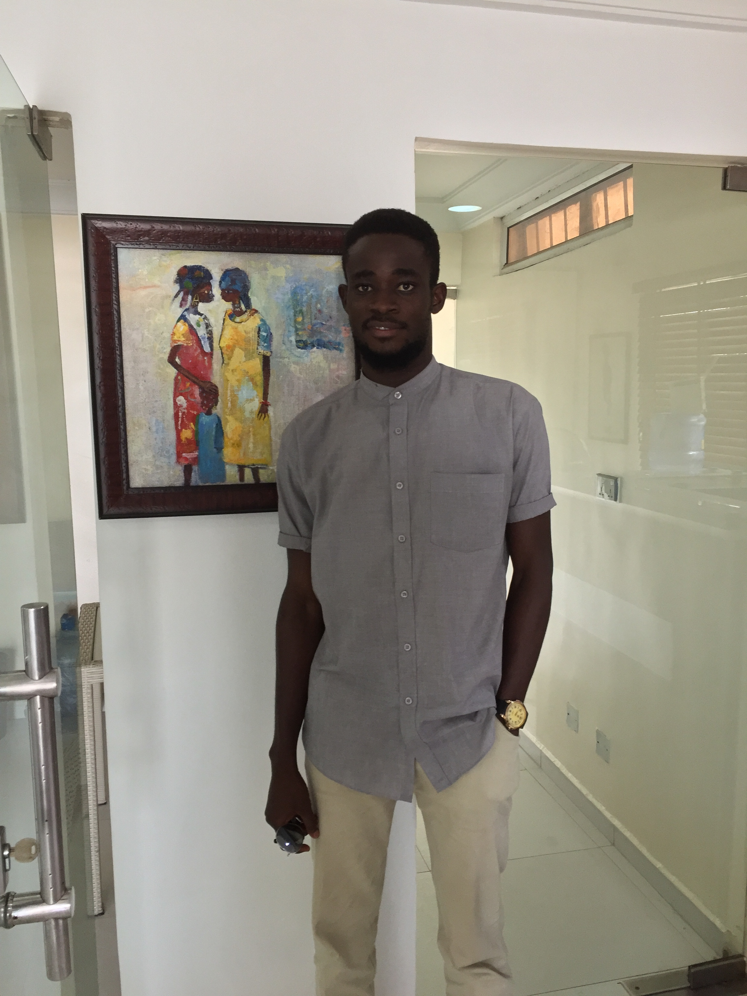 Photo of Adefolami Ademola