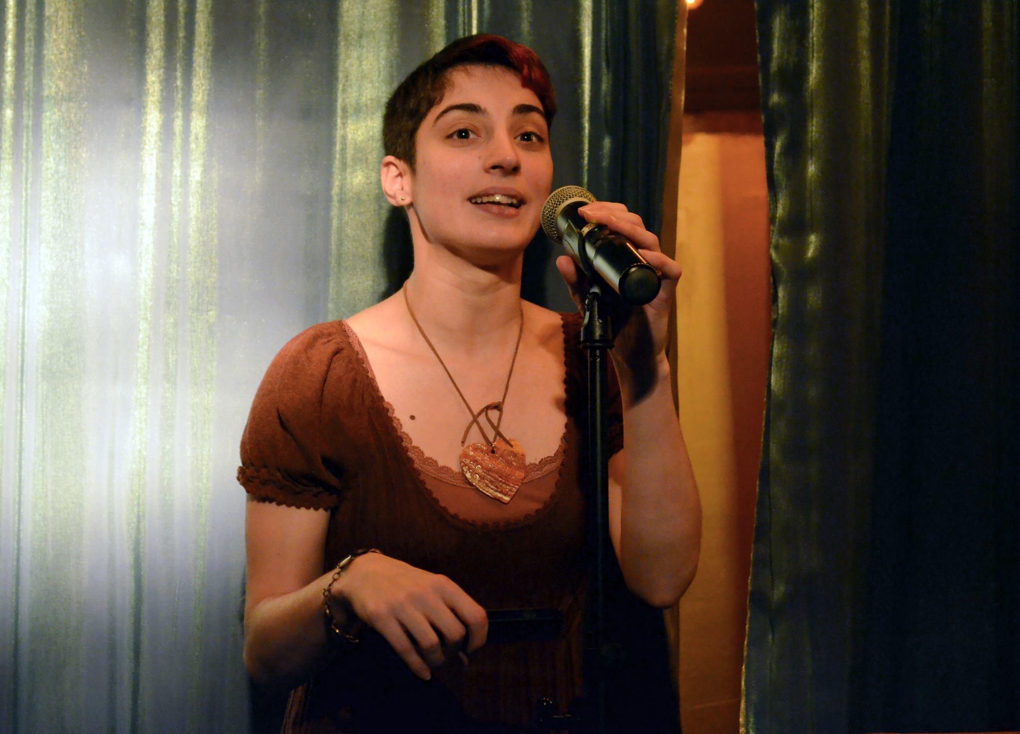 Photo of Liv Mammone