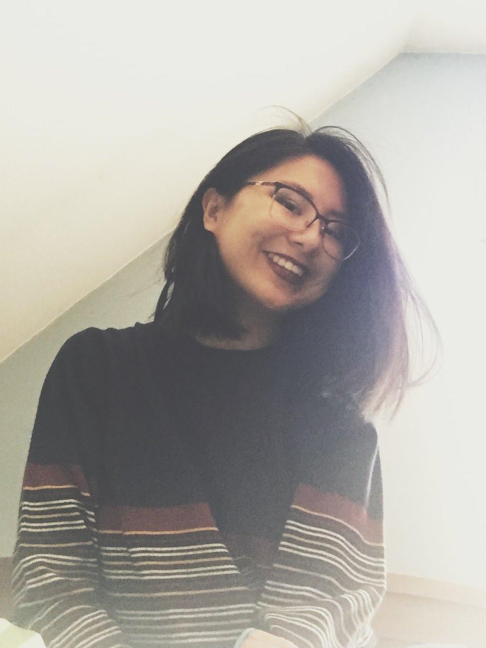 Photo of Erin Jin Mei O'Malley