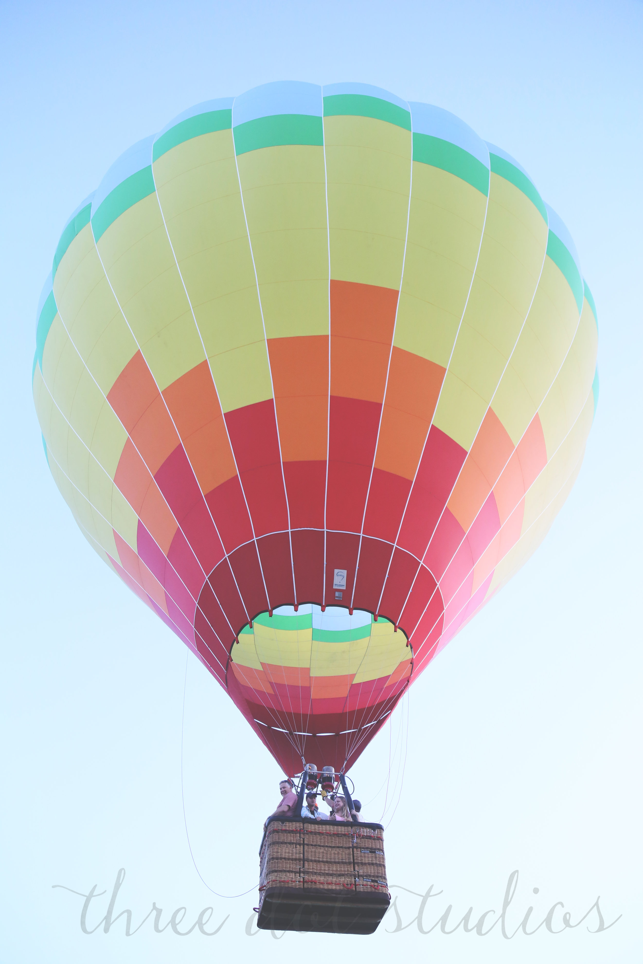 The FAA lists ballooning as the safest form of flight. Probably travel too.