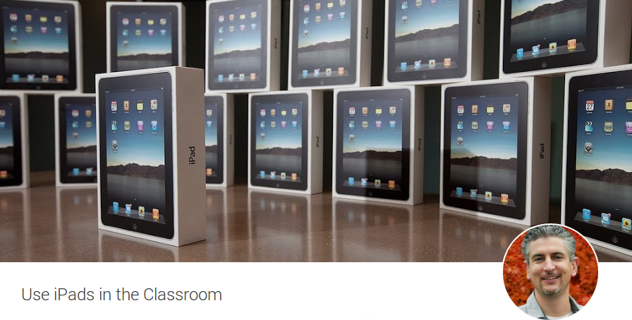 Use iPads in the Classroom Website Cover.png