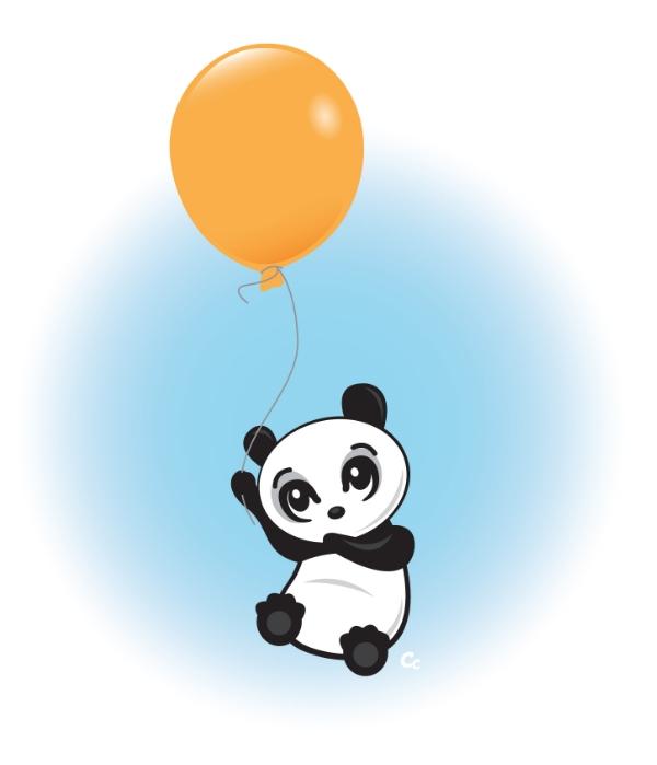 good-bye panda.