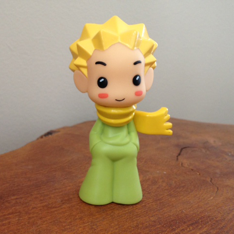 My Little Prince figure.