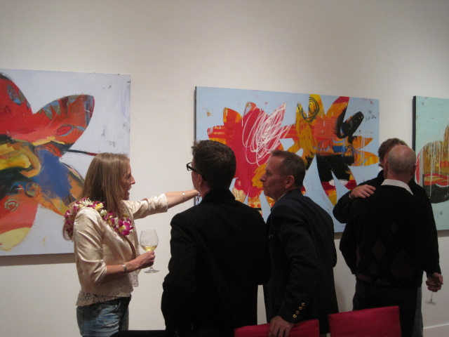 Laguna Art Museum Installation: The Event (Part IV)