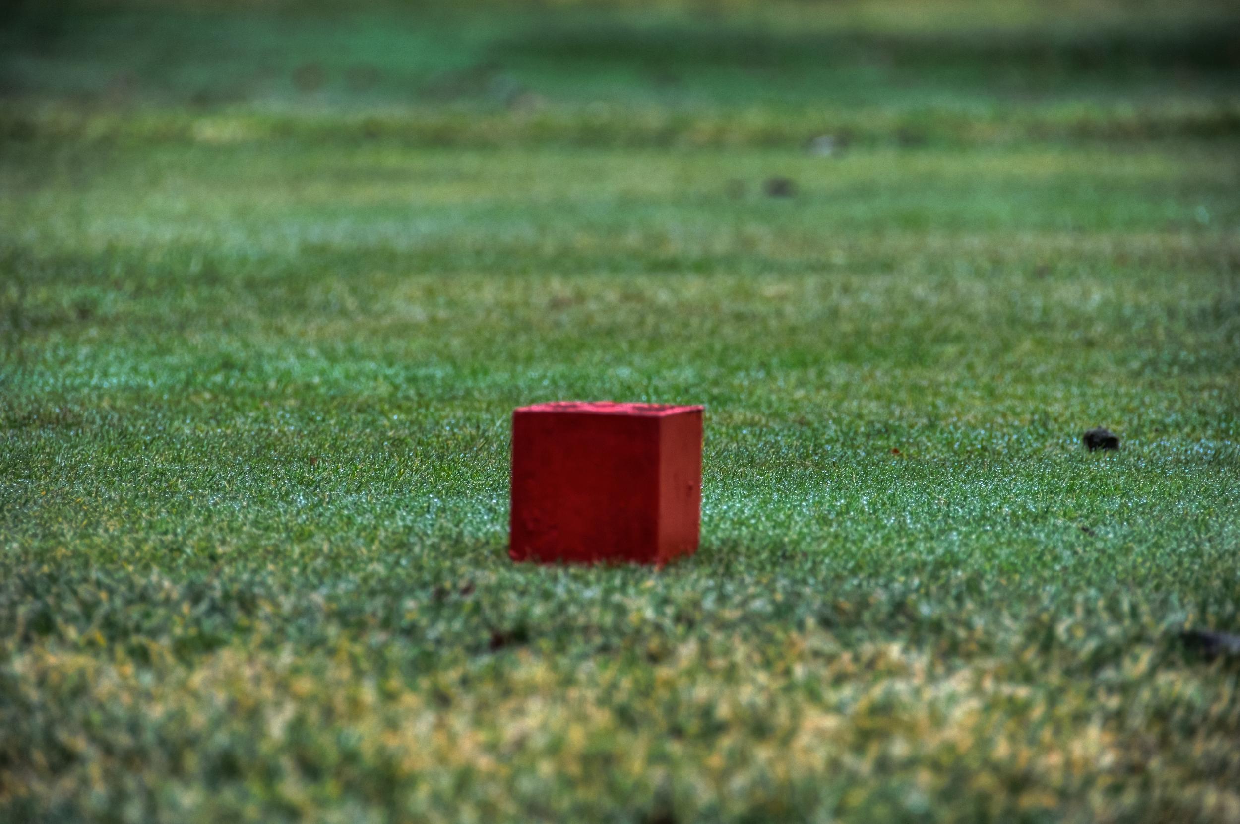 Golf Cube