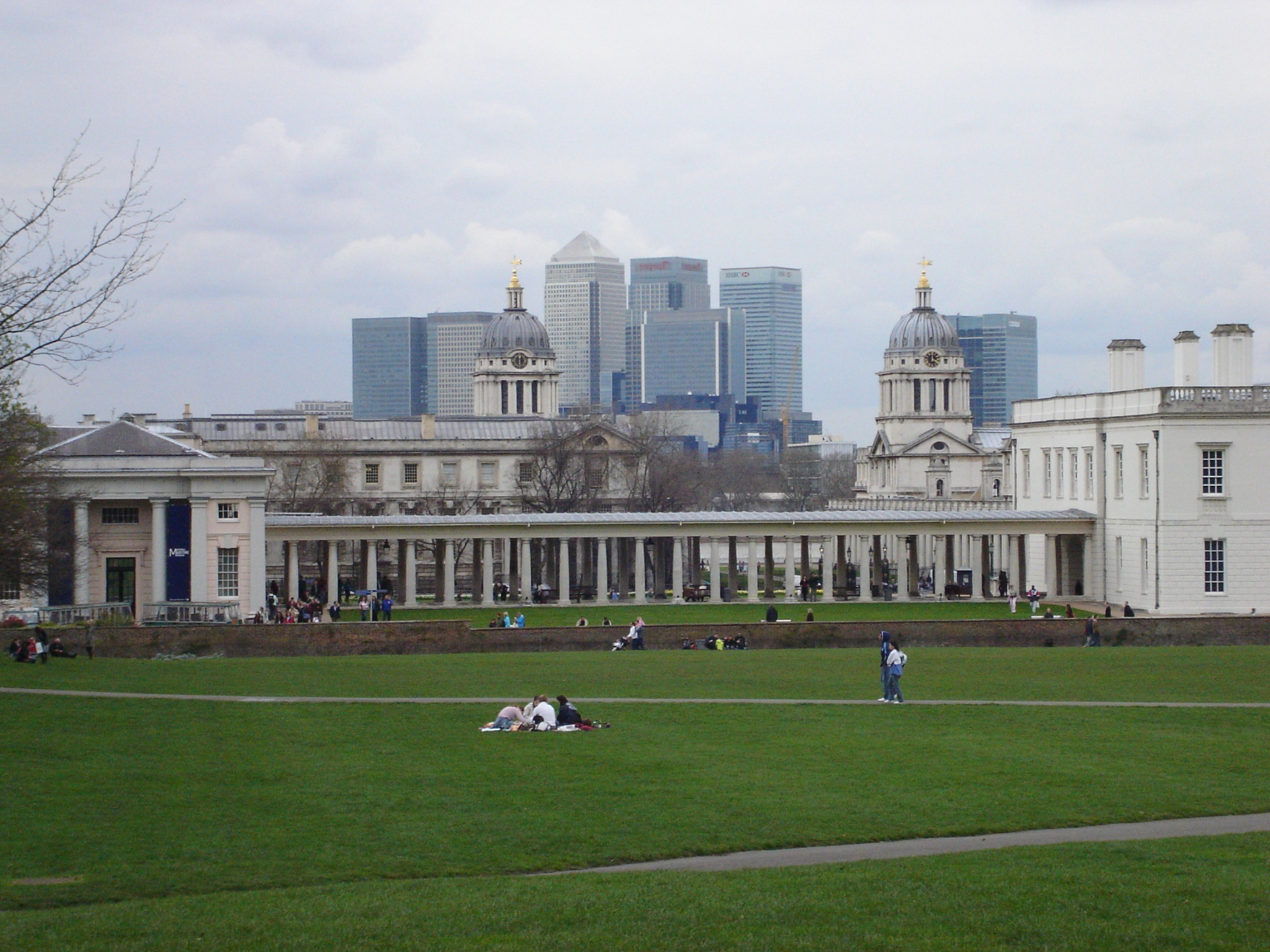A view in our London wilds of Greenwich Park, South London. Former stomping ground of Henry the VIII