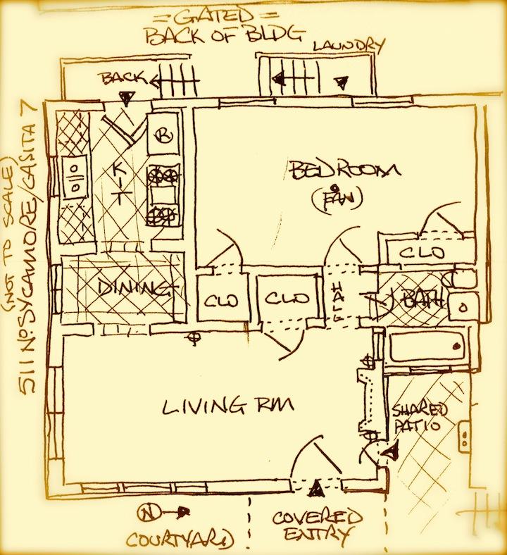 Great floor-plan
