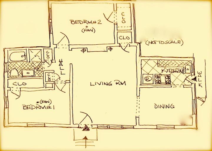 Grand floor plan