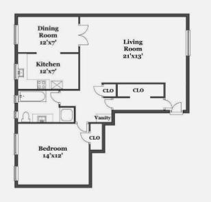 Near similar floor plan