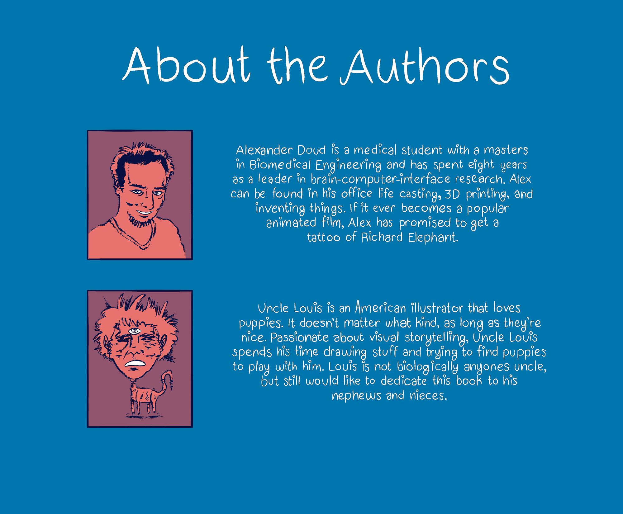 Richard-Elephant-Authors