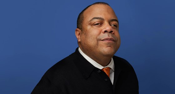 Eric Ward, photo from Ford Foundation's website