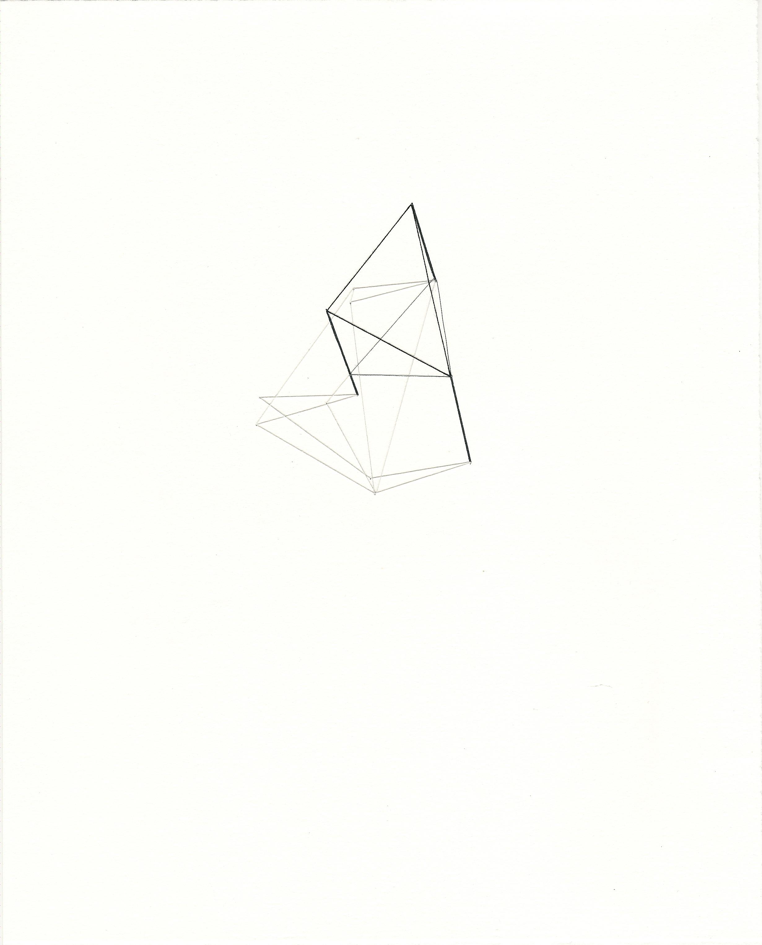 Shatter Shimmer Drawings