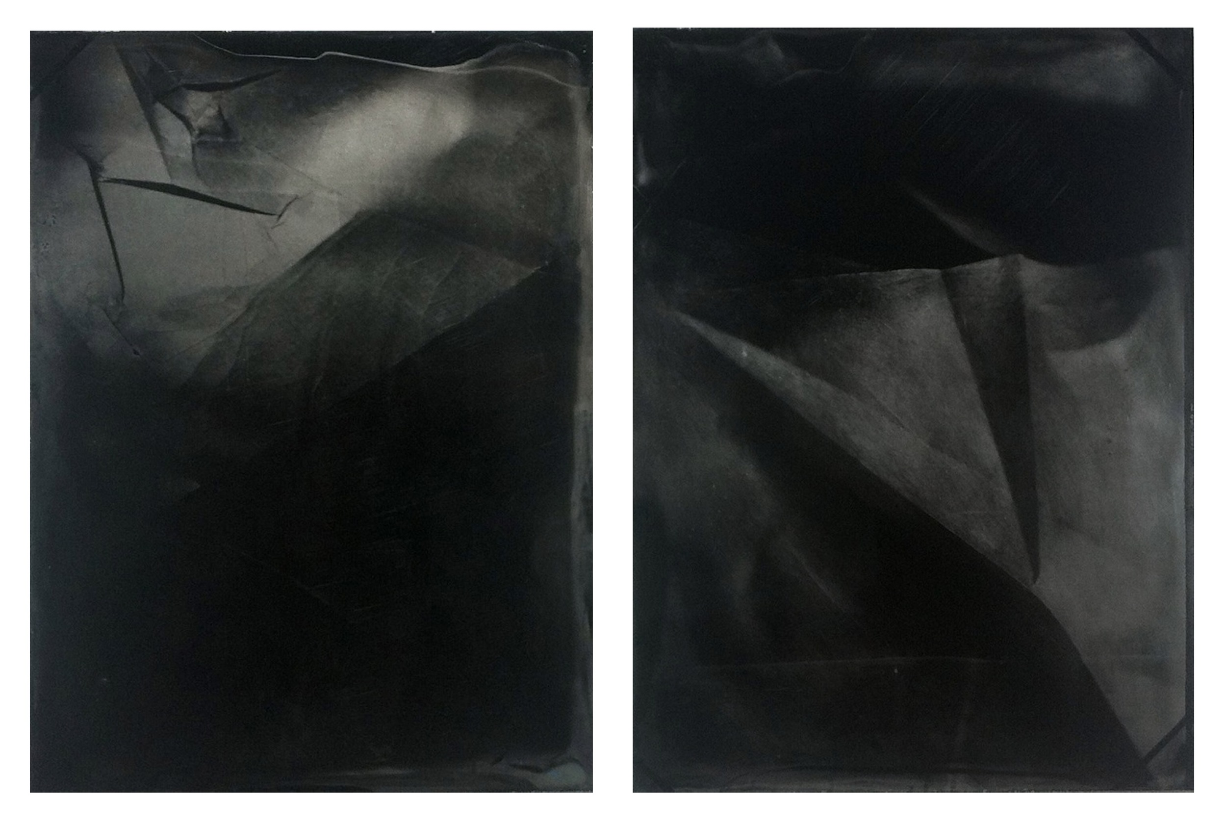 Breach (diptych), 2013