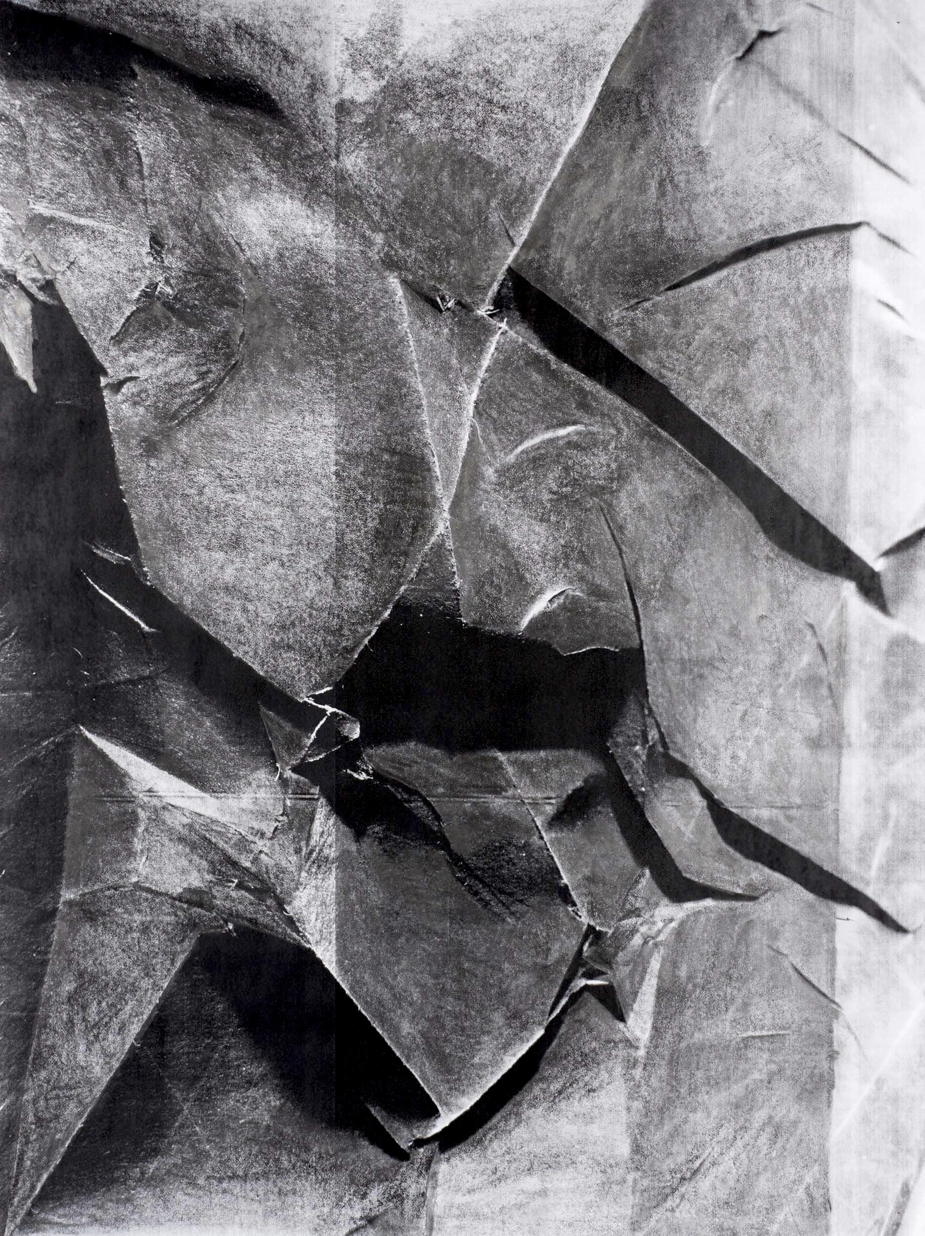 Curtain (Graphite), 2013