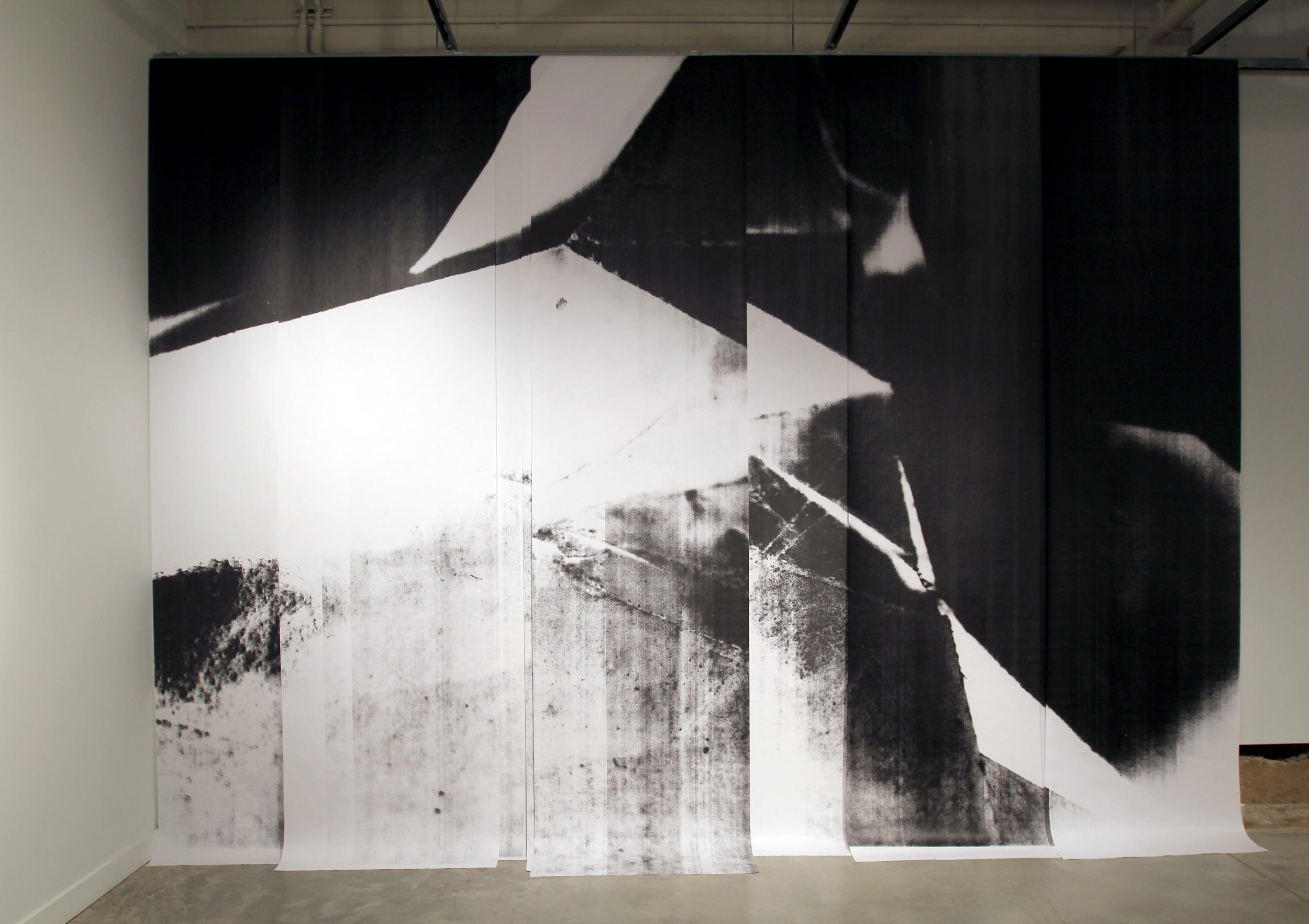 Split Frame Elevation, 2014