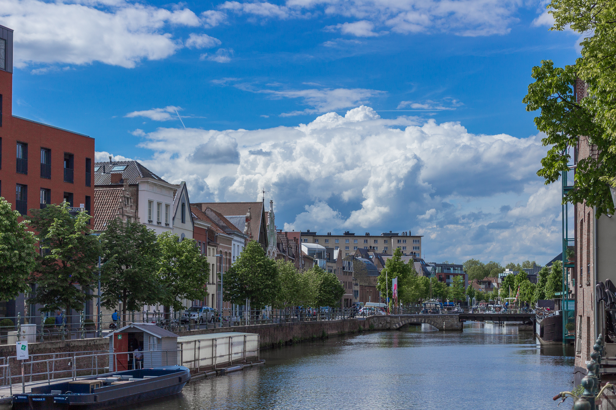 Mechelen Clouds