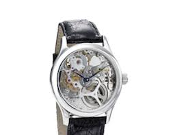 Tavannes Skeleton Watch