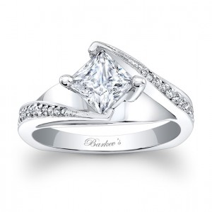 Engagement Ring Style # 7928LW