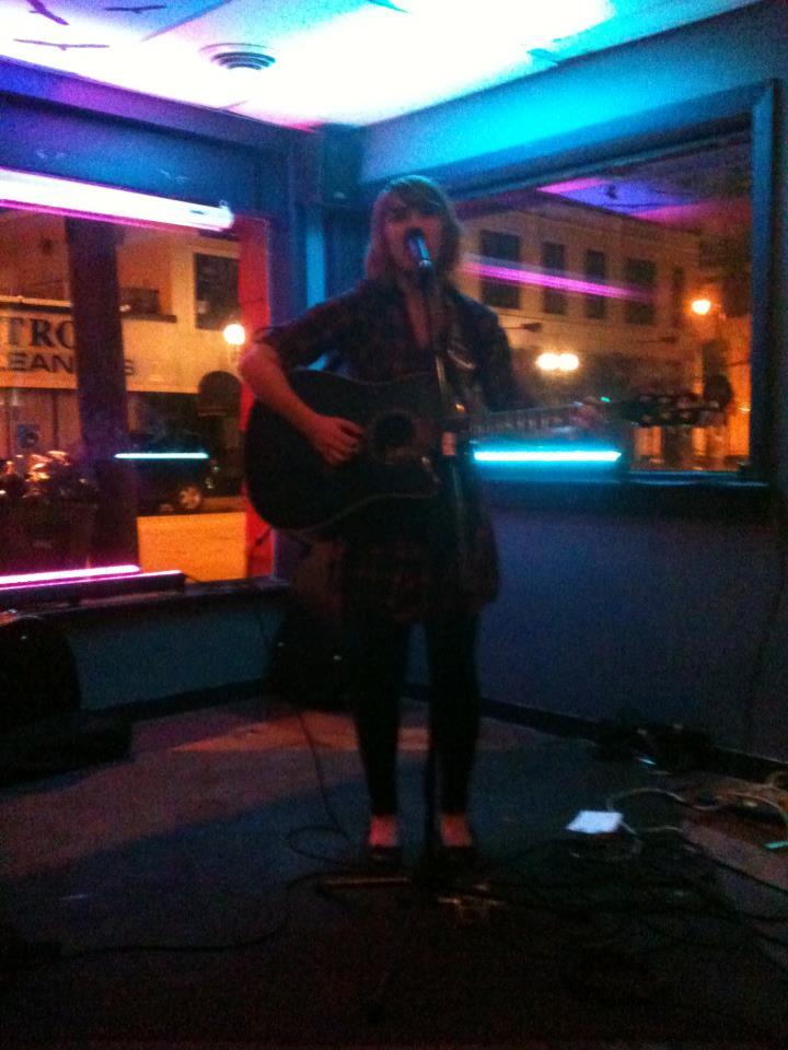 Playing at Phog Lounge