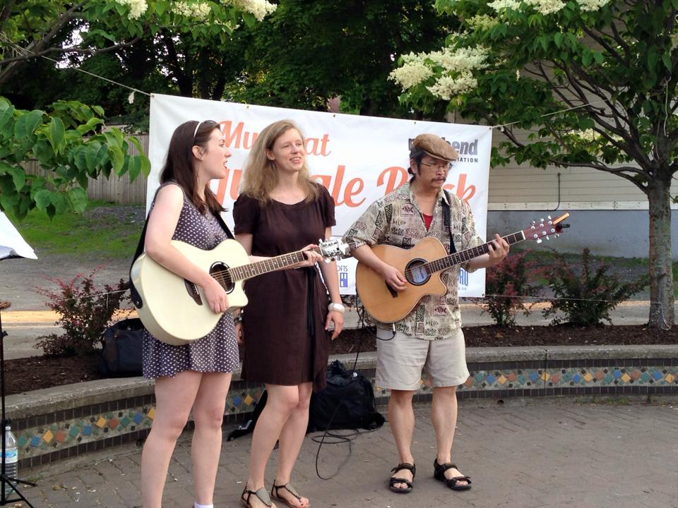 Music @ Squiggle Park Halifax