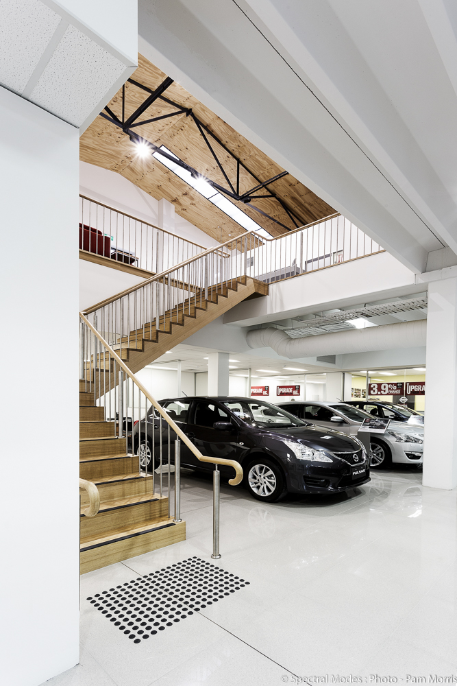 Nissan Burwood Architect:  Ardent Architects  Est. Project Budget: $3,000,000  Structural and Civil Services for the construction of the new car dealership