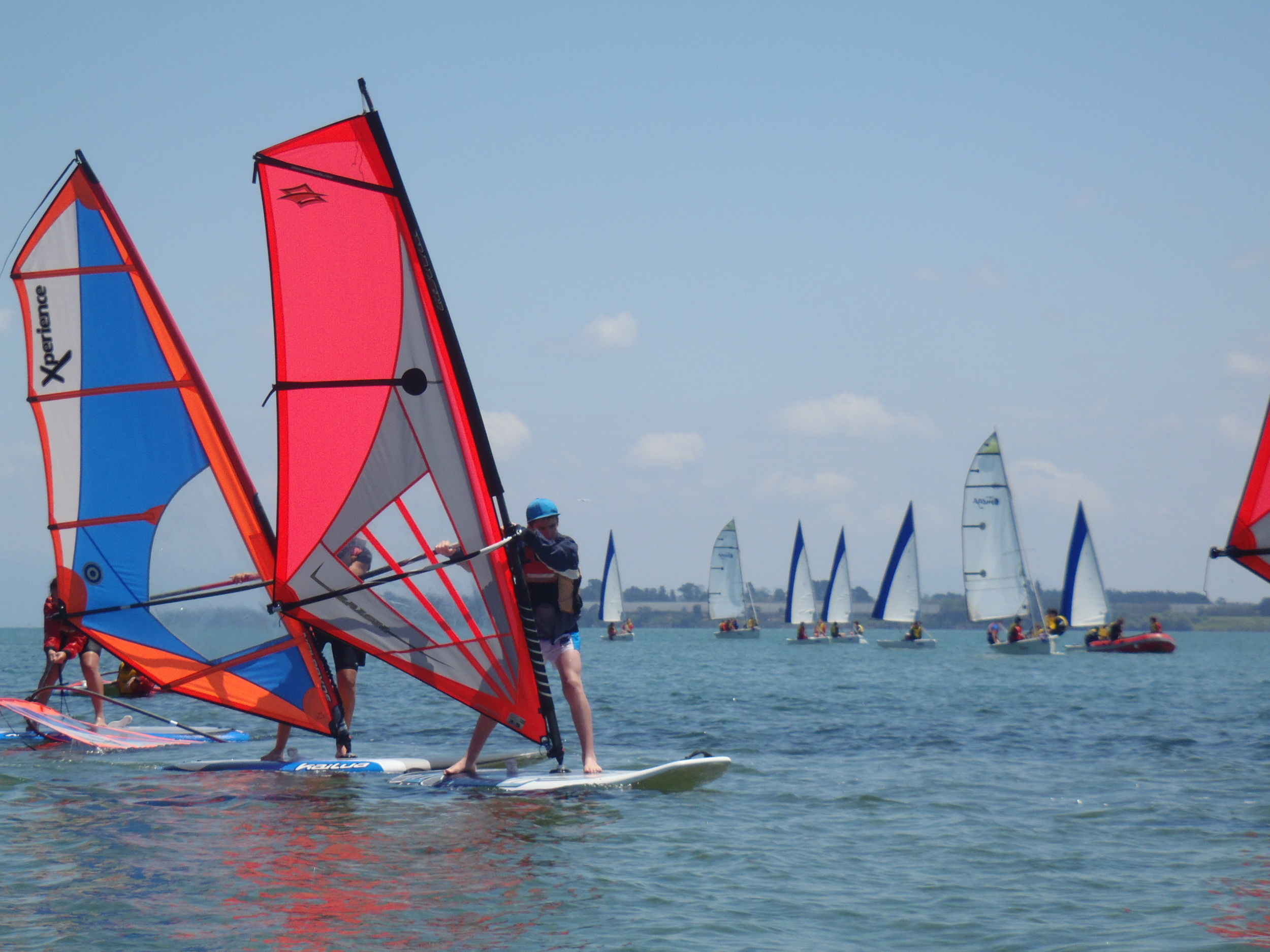 Sailing & Windsurfing with Elements watersports.JPG