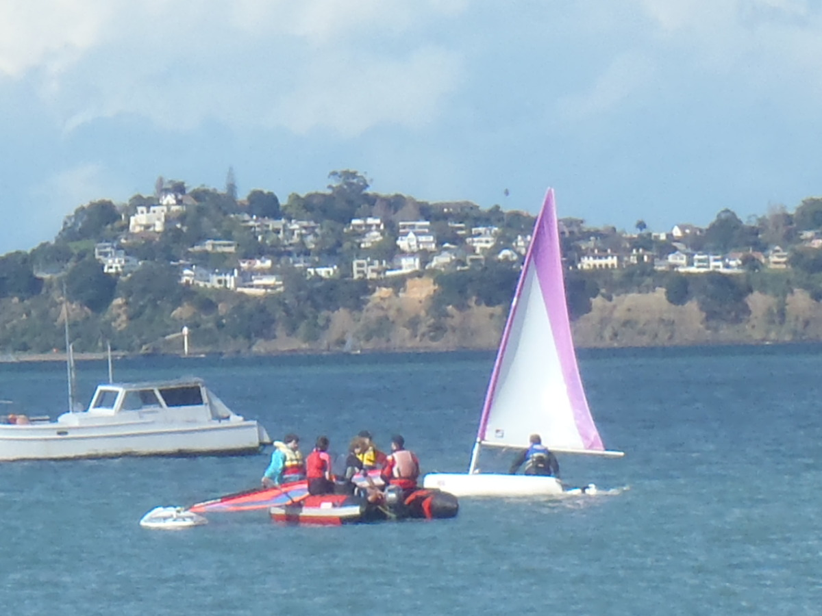 club safety boat on water maxxon and topaz.jpg