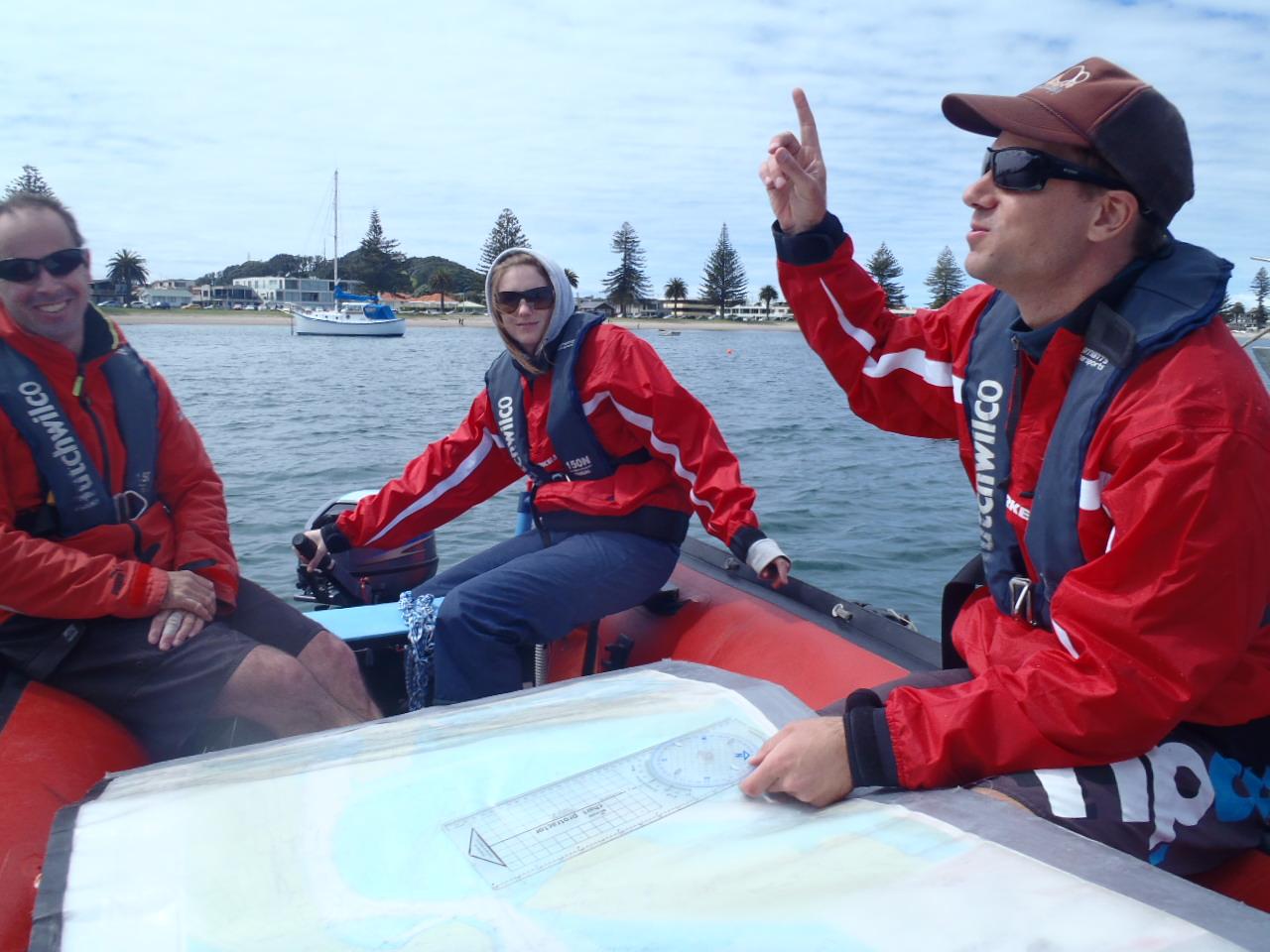 rya powerboat level 2 maxxon chart work.JPG